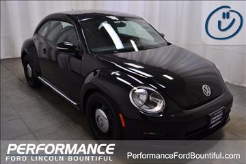 2014 Volkswagen Beetle for sale in Bountiful, UT