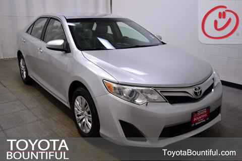 2013 Toyota Camry for sale in Bountiful, UT