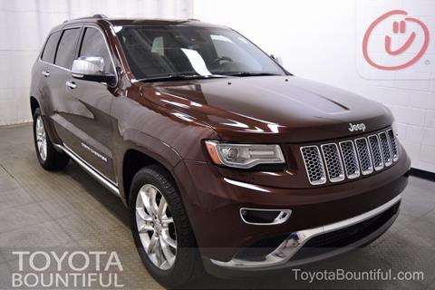 2014 Jeep Grand Cherokee for sale in Bountiful, UT
