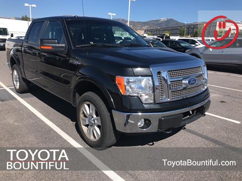 2010 Ford F-150 for sale in Bountiful, UT