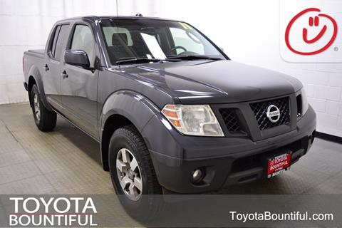 2011 Nissan Frontier for sale in Bountiful, UT