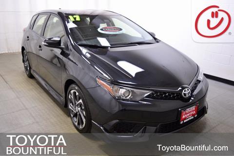 2017 Toyota Corolla iM for sale in Bountiful, UT