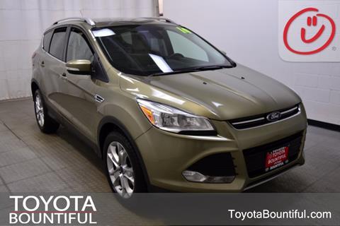 2014 Ford Escape for sale in Bountiful, UT