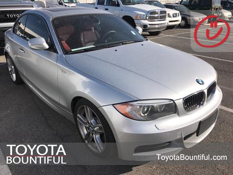 2013 BMW 1 Series for sale in Bountiful, UT