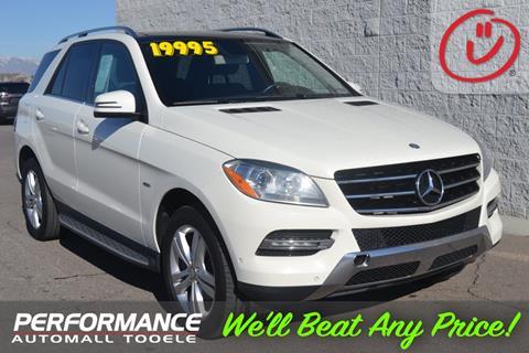 Mercedes-Benz M-Class For Sale in Utah - Carsforsale.com