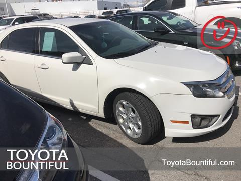 2010 Ford Fusion For Sale in Utah - Carsforsale.com