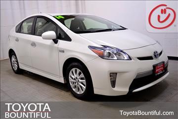 2014 Toyota Prius Plug-in Hybrid for sale in Bountiful, UT
