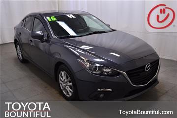 2015 Mazda MAZDA3 for sale in Bountiful, UT