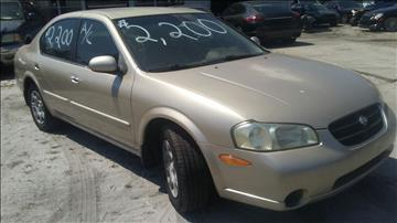 2000 Nissan Maxima for sale in Tampa, FL