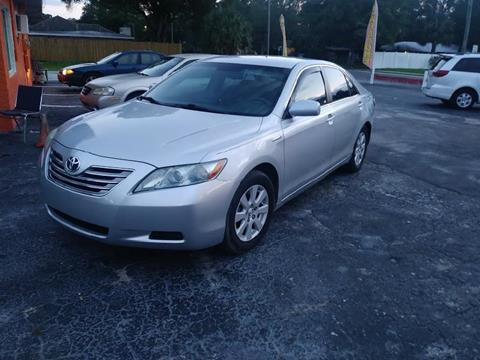 2007 Toyota Camry Hybrid for sale in Pinellas Park, FL