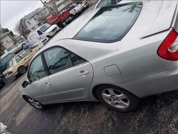 2002 Toyota Camry for sale in Upper Darby, PA