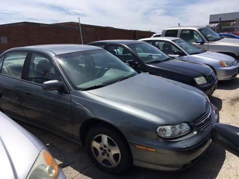 2003 Chevrolet Malibu for sale in Upper Darby, PA