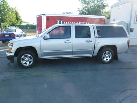 2010 GMC Canyon for sale in Twin Falls ID