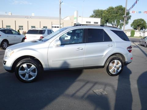 2009 Mercedes-Benz M-Class for sale in Twin Falls ID