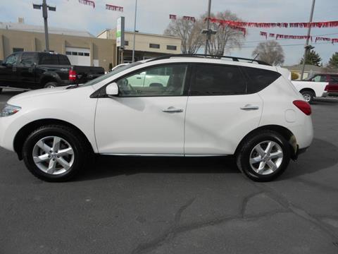 2010 Nissan Murano for sale in Twin Falls ID