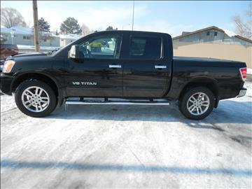 2012 Nissan Titan for sale in Twin Falls, ID