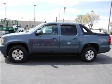 2012 Chevrolet Avalanche for sale in Twin Falls, ID