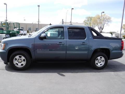 2012 Chevrolet Avalanche for sale in Twin Falls ID