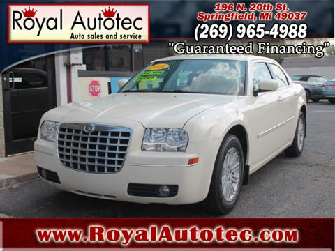 2009 Chrysler 300 for sale at Royal AutoTec in Battle Creek MI