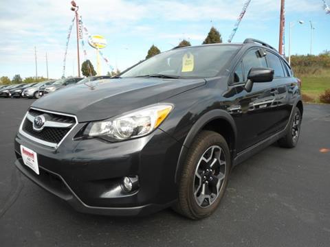 2015 Subaru XV Crosstrek for sale in Chippewa Falls WI