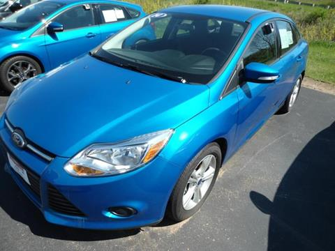 2014 Ford Focus for sale in Chippewa Falls, WI