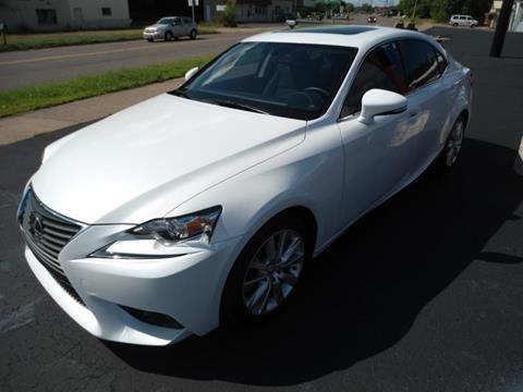 2014 Lexus IS 250 for sale in Chippewa Falls, WI