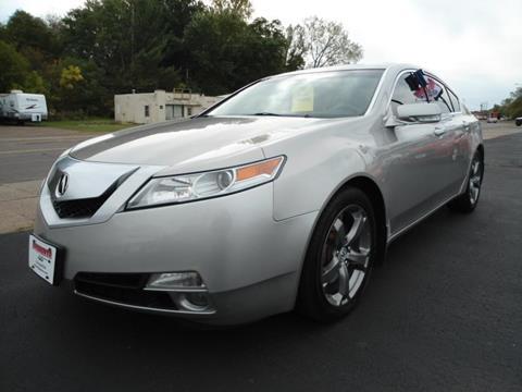 2011 Acura TL for sale in Chippewa Falls WI