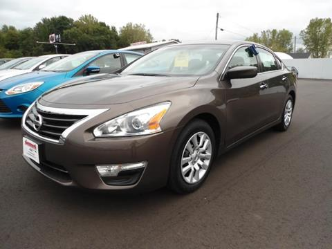 2015 Nissan Altima for sale in Chippewa Falls, WI