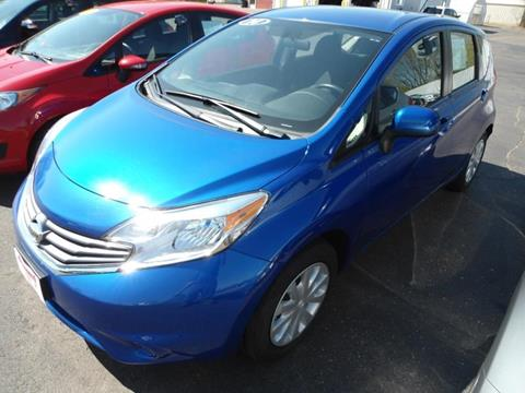 2014 Nissan Versa Note for sale in Chippewa Falls, WI
