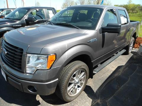 2014 Ford F-150 for sale in Chippewa Falls, WI