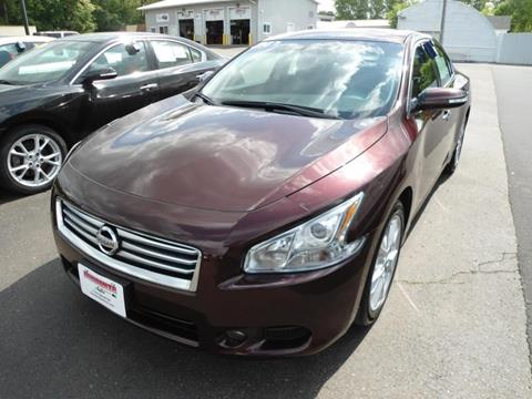 2014 Nissan Maxima for sale in Chippewa Falls WI