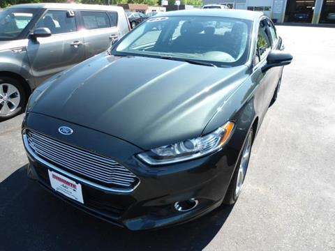 2015 Ford Fusion for sale in Chippewa Falls WI