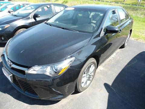 2015 Toyota Camry for sale in Chippewa Falls WI