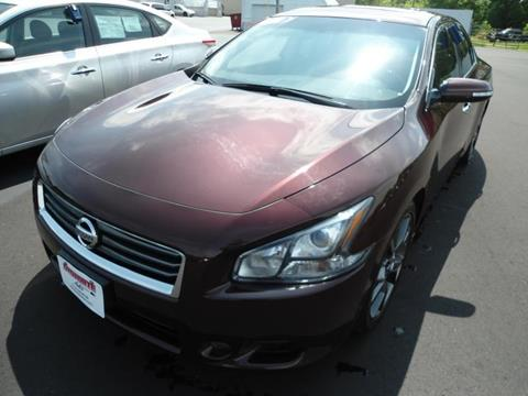 2014 Nissan Maxima for sale in Chippewa Falls WI