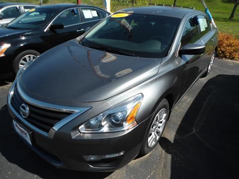 2014 Nissan Altima for sale in Chippewa Falls WI