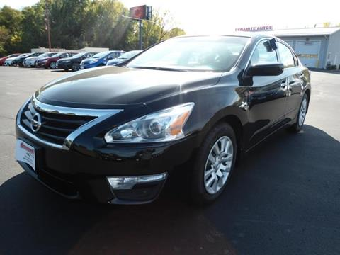 2014 Nissan Altima for sale in Chippewa Falls WI
