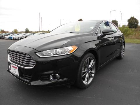 2014 Ford Fusion for sale in Chippewa Falls, WI
