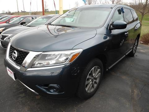 2014 Nissan Pathfinder for sale in Chippewa Falls WI