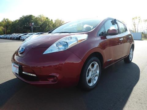 2013 Nissan LEAF for sale in Chippewa Falls WI