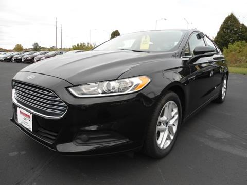 2014 Ford Fusion for sale in Chippewa Falls WI