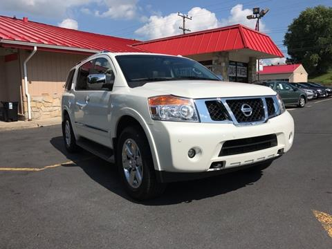 2013 Nissan Armada for sale in Reading, PA