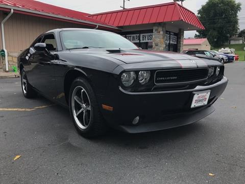 2010 Dodge Challenger for sale in Reading, PA