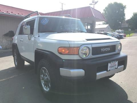 2013 Toyota FJ Cruiser for sale in Reading, PA
