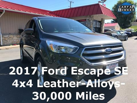 2017 Ford Escape for sale in Reading, PA