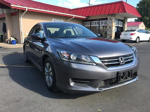2014 Honda Accord for sale in Reading, PA