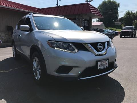 2015 Nissan Rogue for sale in Reading, PA