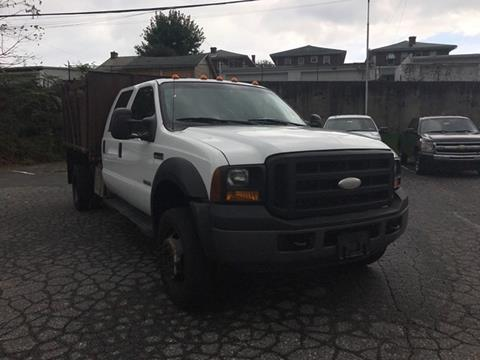 2006 Ford F-450 Super Duty for sale in Reading, PA