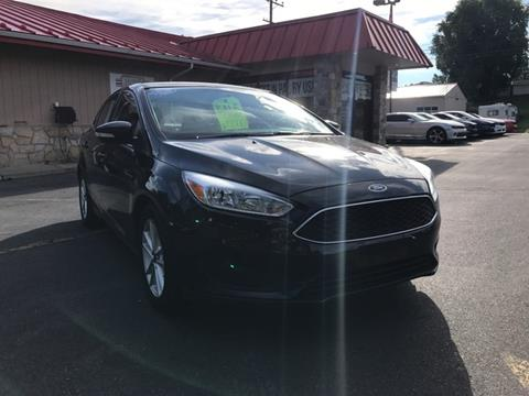 2015 Ford Focus for sale in Reading, PA