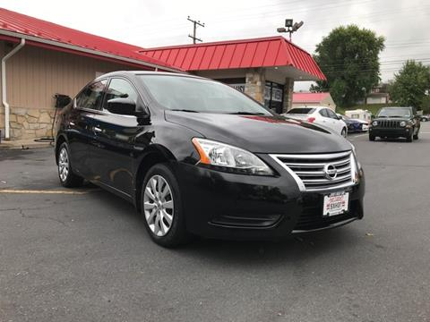 2015 Nissan Sentra for sale in Reading, PA