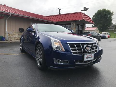 2012 Cadillac CTS for sale in Reading, PA